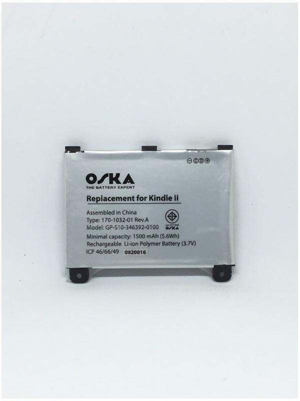 Battery OSKA for Kindel ll