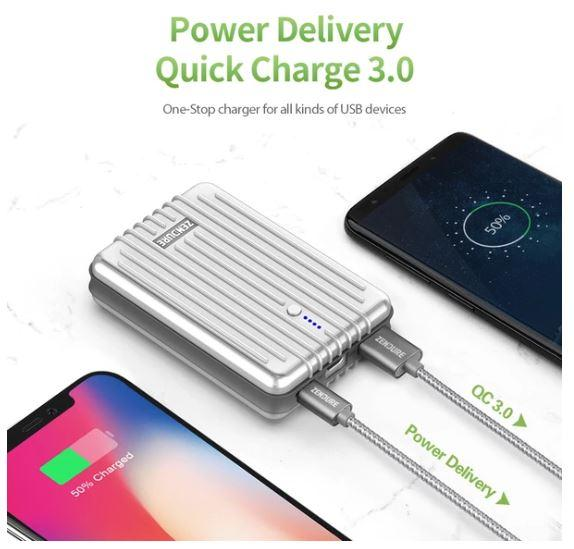 ZENDURE POWERBANK A3PD 10000mAh